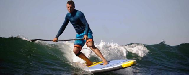 Sup Surf Trip In California With An Inflatable Sup Board Itiwit