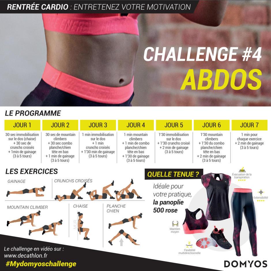 challenge abdos domyos