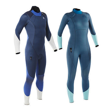 wetsuit diving warm water