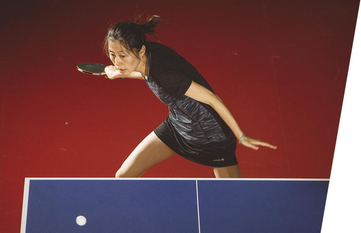 bienfaits benefices tennis table ping pong tennis de table raquette dépense physiqye
