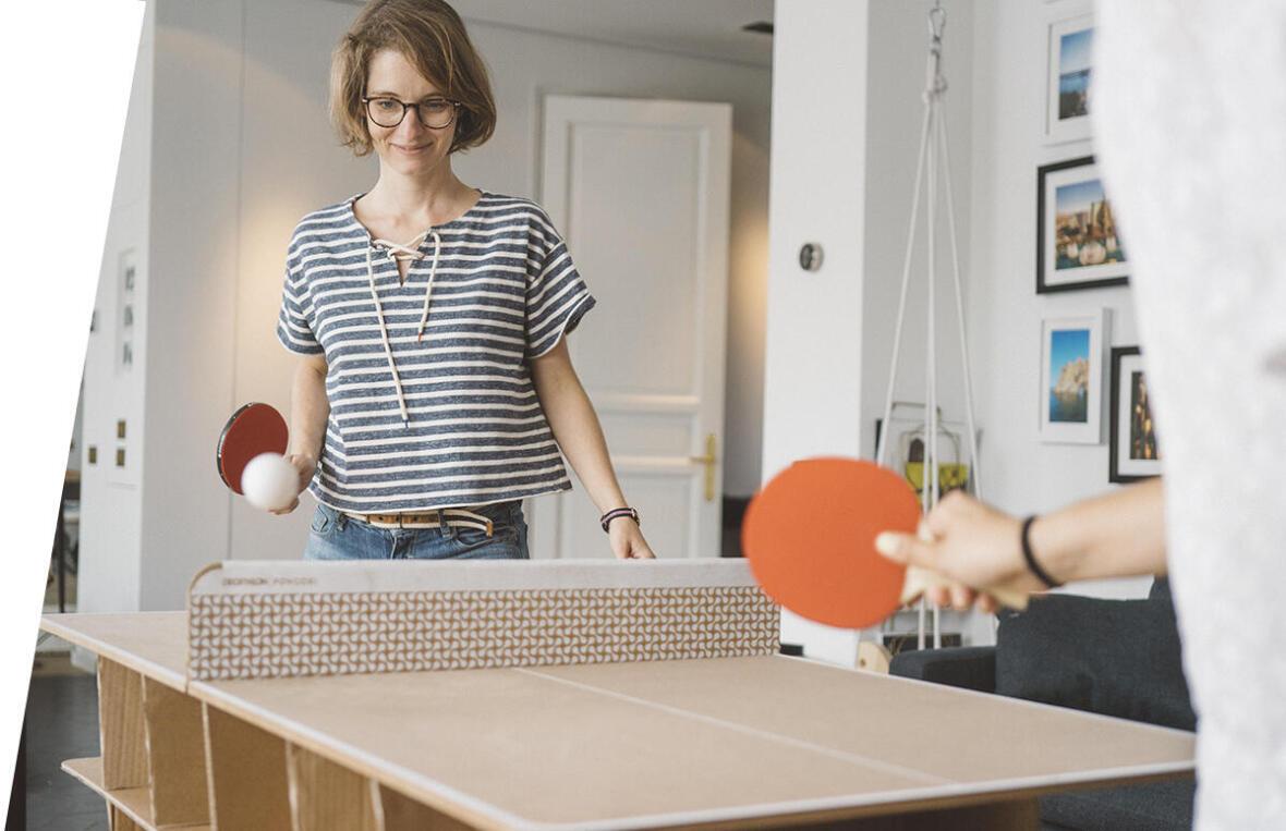 bienfaits benefices tennis table ping pong tennis de table raquette concentration