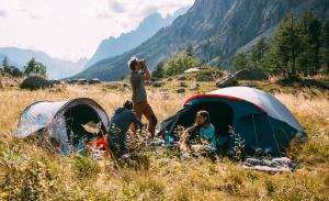 sav camping bivouac trekking tente