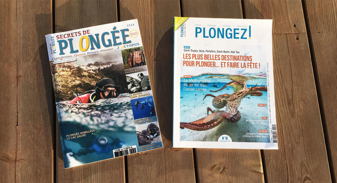 secret de plongee plongez magazine