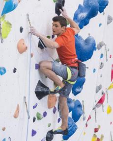 chaussons-escalade-ballerine-elastique-grimpeur-vertica-simond-decathlon