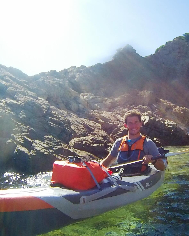 kayak x500 tour corse