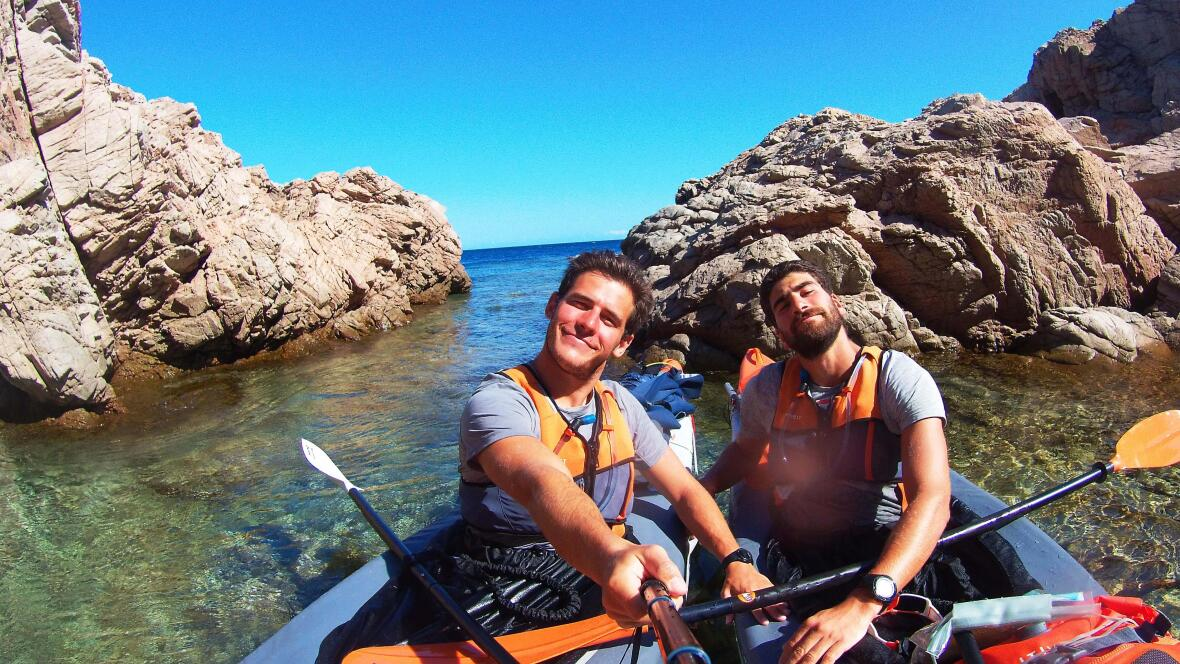 kayak gonflable x500 tour corse