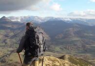itineraire trek pour debutant dans le cantal