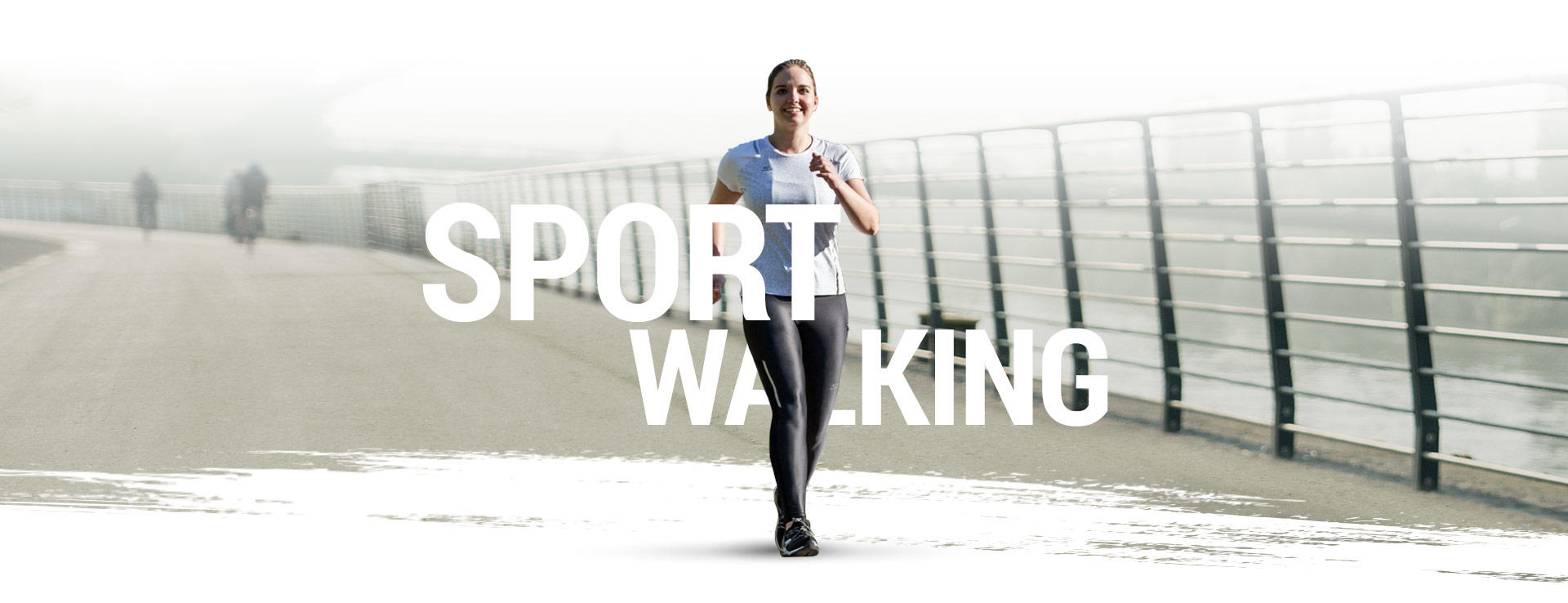 Newfeel sport walking