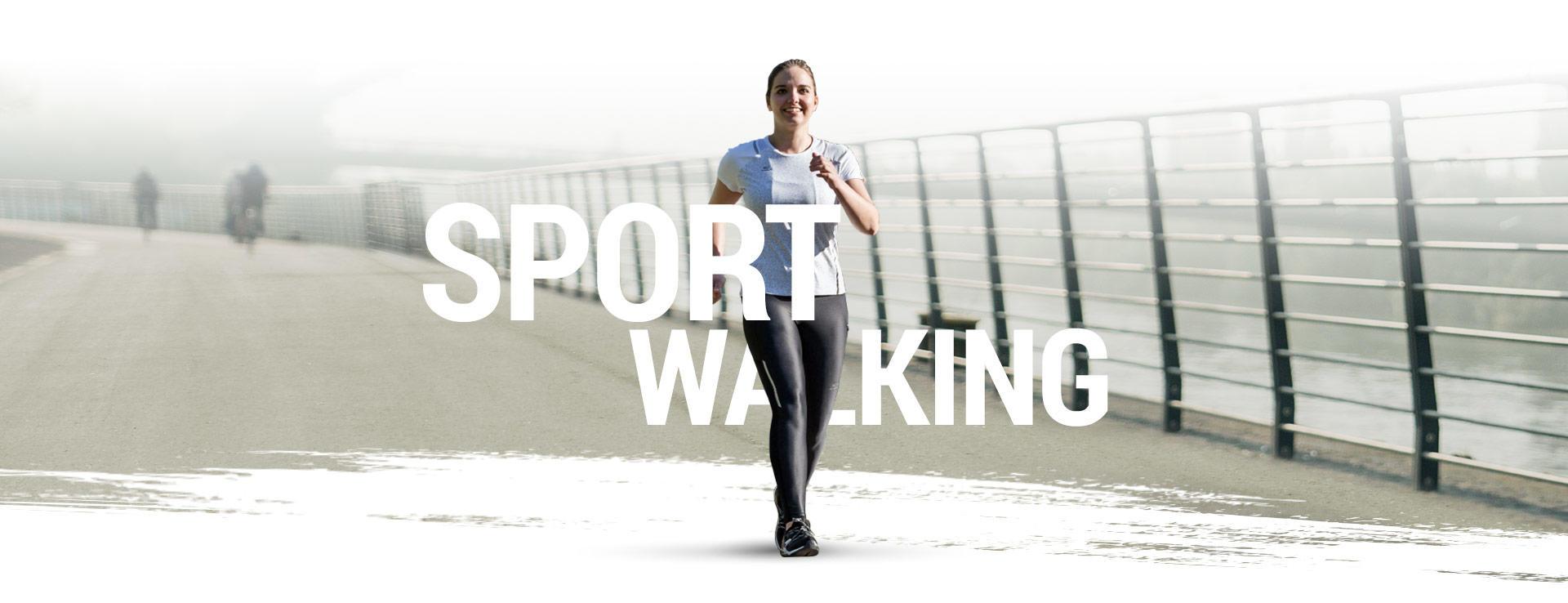 Newfeel sport walking