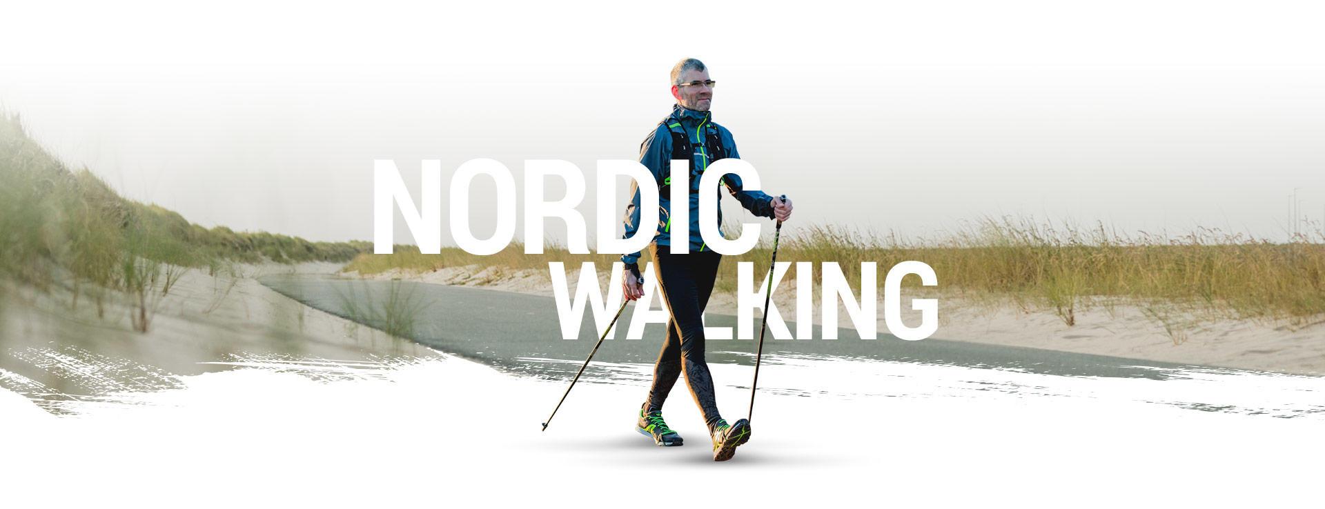 Newfeel nordic walking
