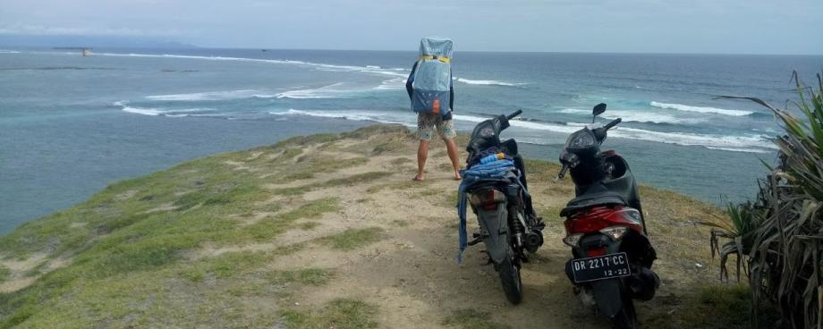 stand-up-paddle-surf-gonflable-itiwit-indonesie
