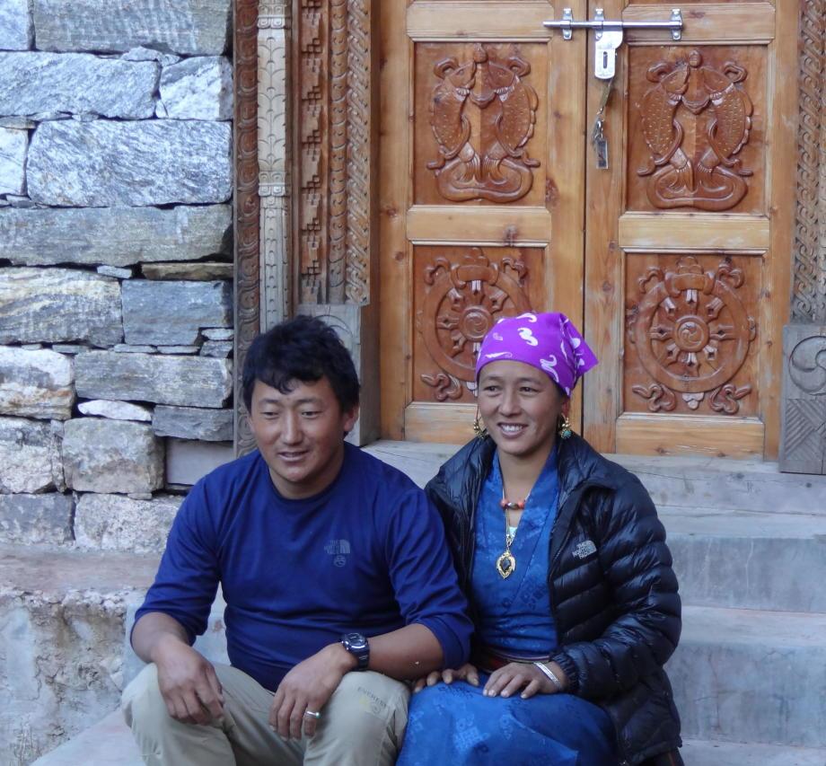 guest house langtang Népal
