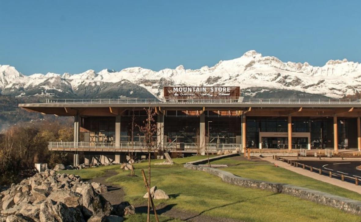 Chamonix Mountain Store