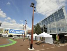 Site Campus Decathlon