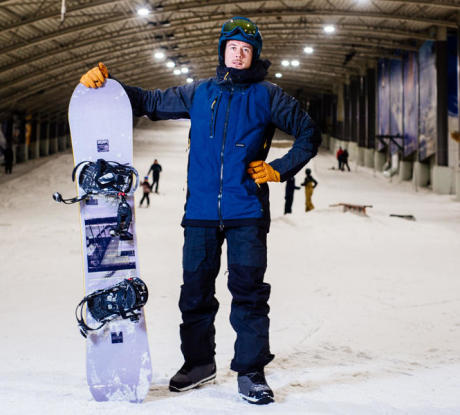 snowboard expert nederland decathlon