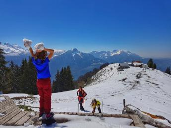 Découvrez l'équipe de conception randonnée neige de Quechua