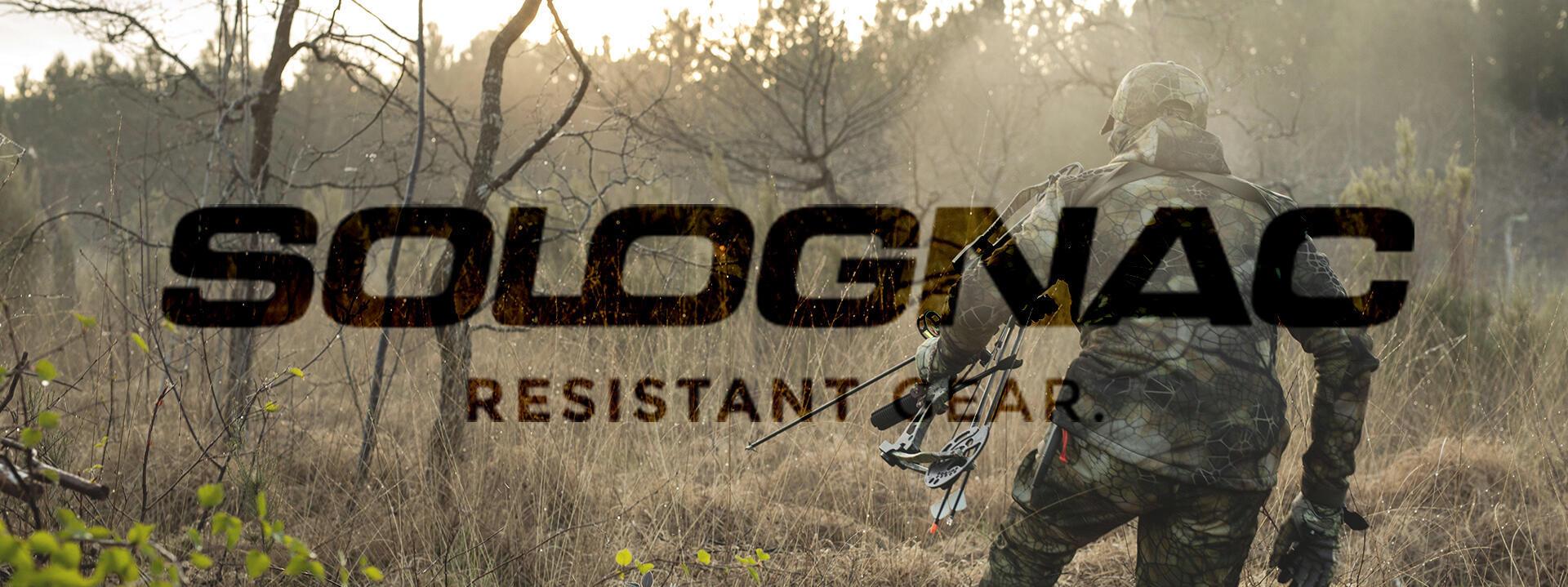Solognac resistant gear