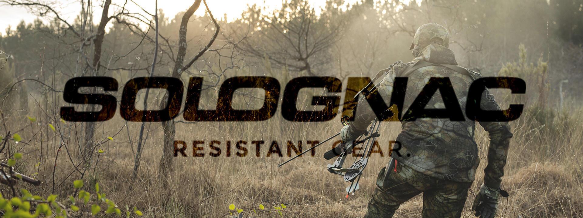 Solognac resistant gear-La marque de chasse de Décathlon