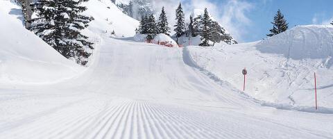 Le retour de la neige, retour sur les pistes avec Wedze