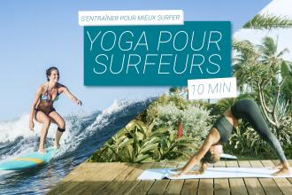 seance de yoga pour surfeurs