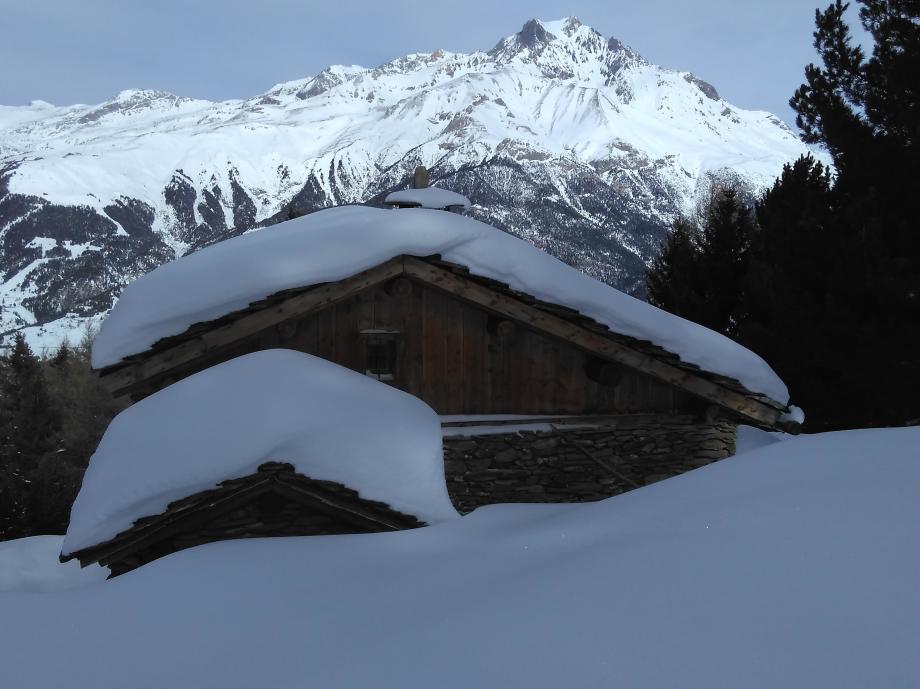 découvrez l'univers randonnée neige de Quechua