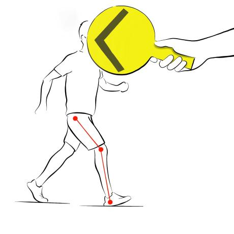 decathlon et la marche athletique Jambe_tendue