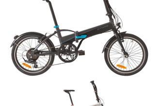Bicicleta elétrica 500