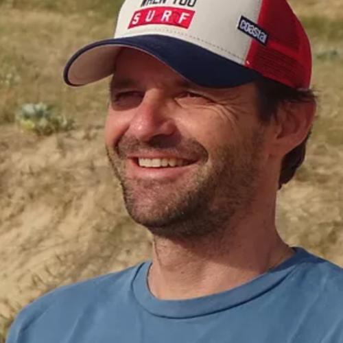 Julien Dales preparateur sportif
