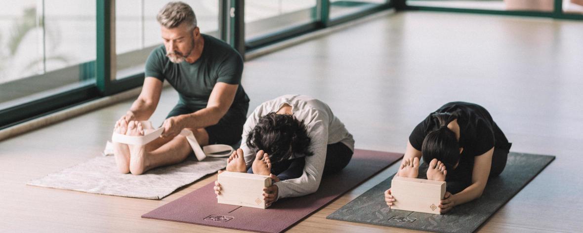 如何選擇瑜珈類型-舒緩瑜珈