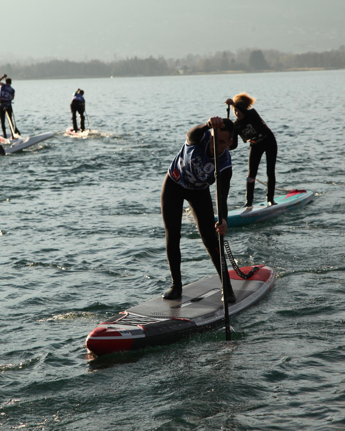 stand up paddle board race