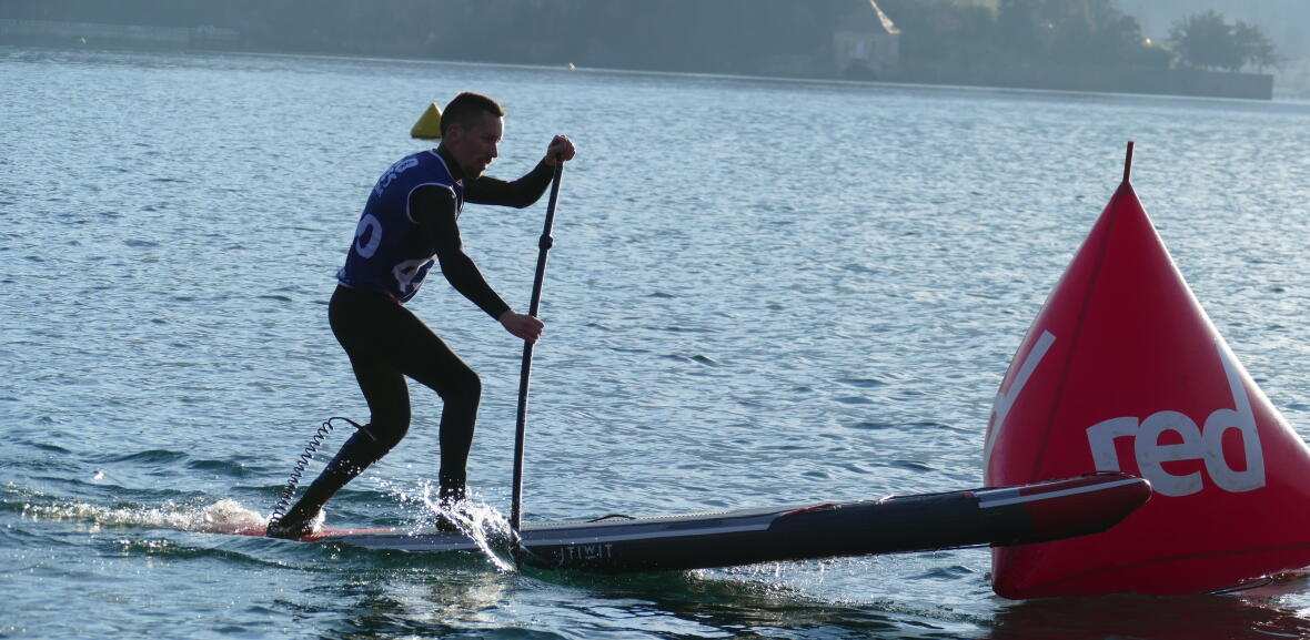 SUP race itiwit annecy