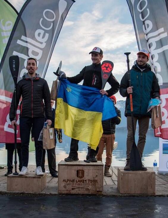 podium glagla race stand up paddle