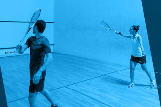 10 consigli per progredire bene nello squash