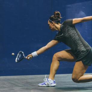 Attaquer au squash