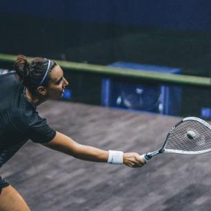 Varier son jeu au squash