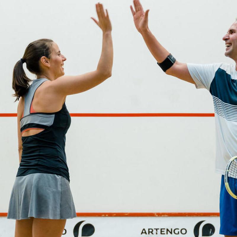 Les bienfaits du squash