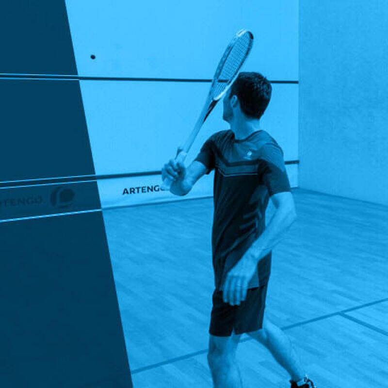 Les conseils pour bien progresser au squash