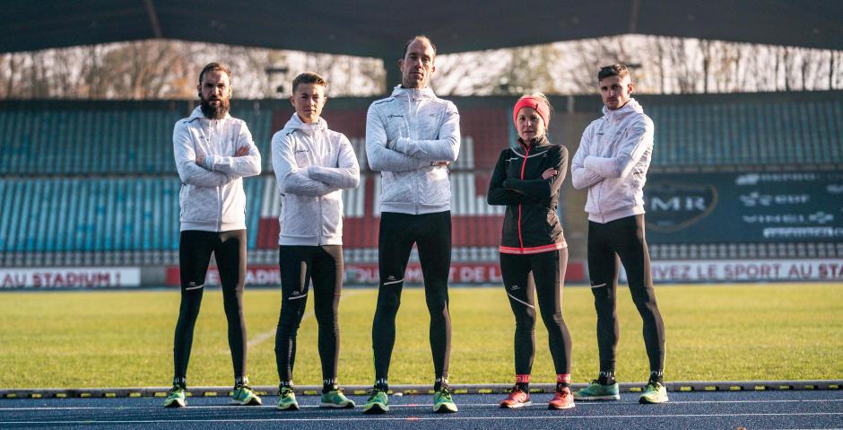 Partenaires techniques Marche athlétique