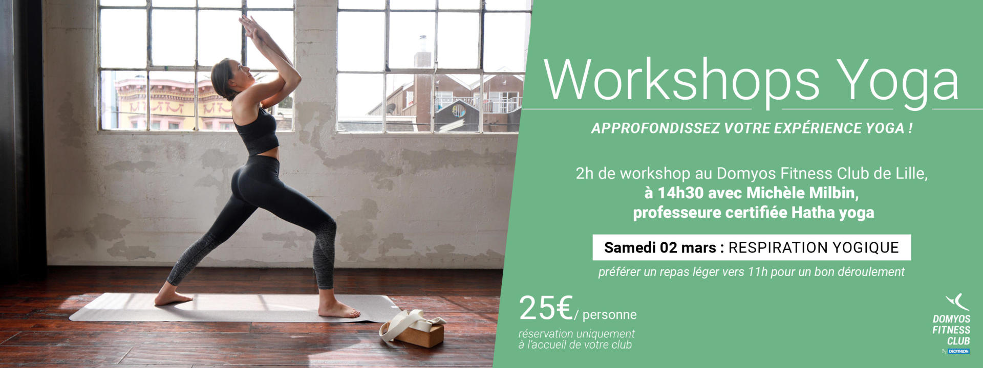Workshop Yoga Clubs