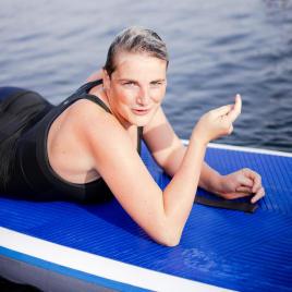 Marie medewerk Decathlon
