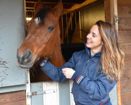 coach cheval équitation