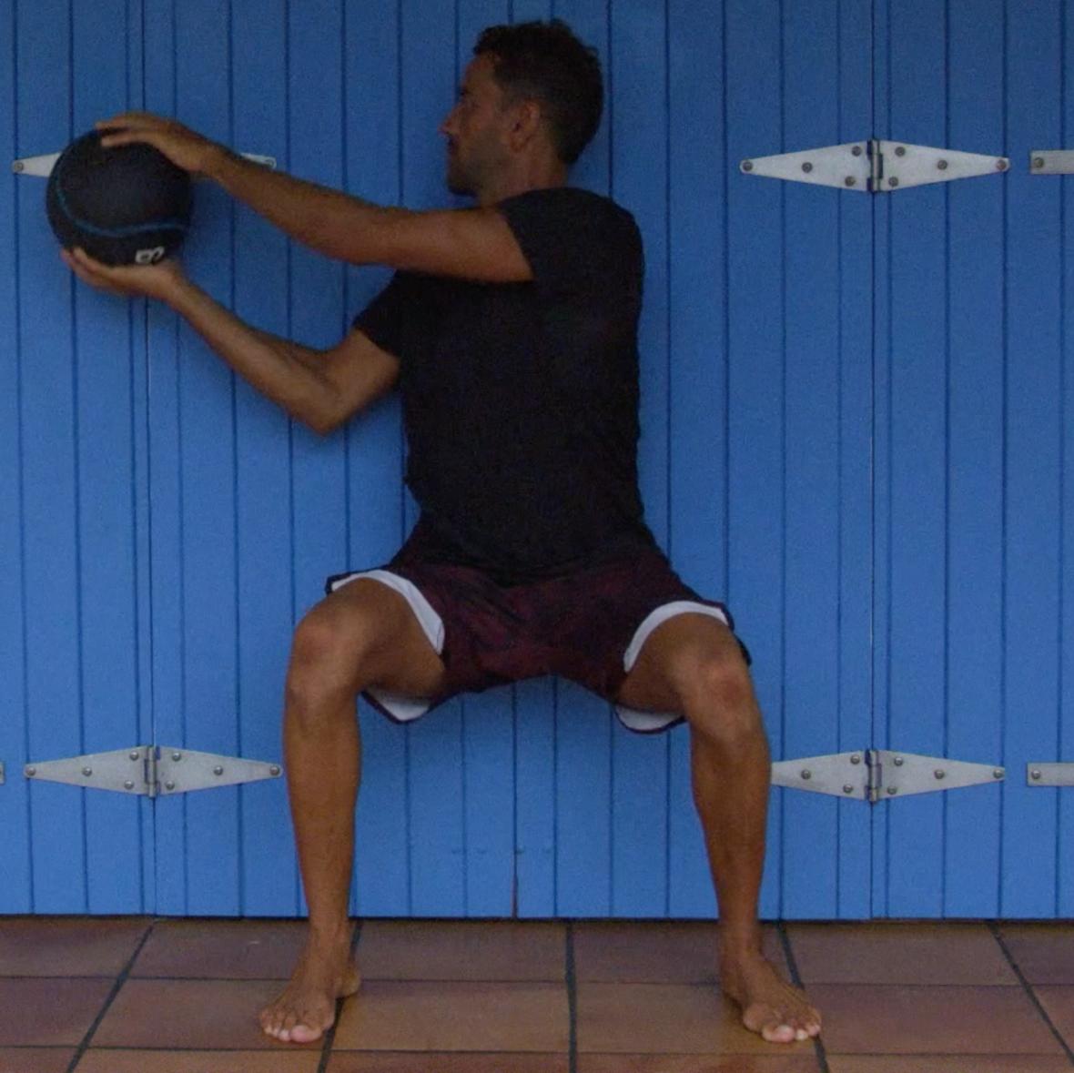 squat rotation preparation physique surfeurs