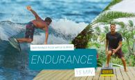 préparation physique pour surfeur endurance