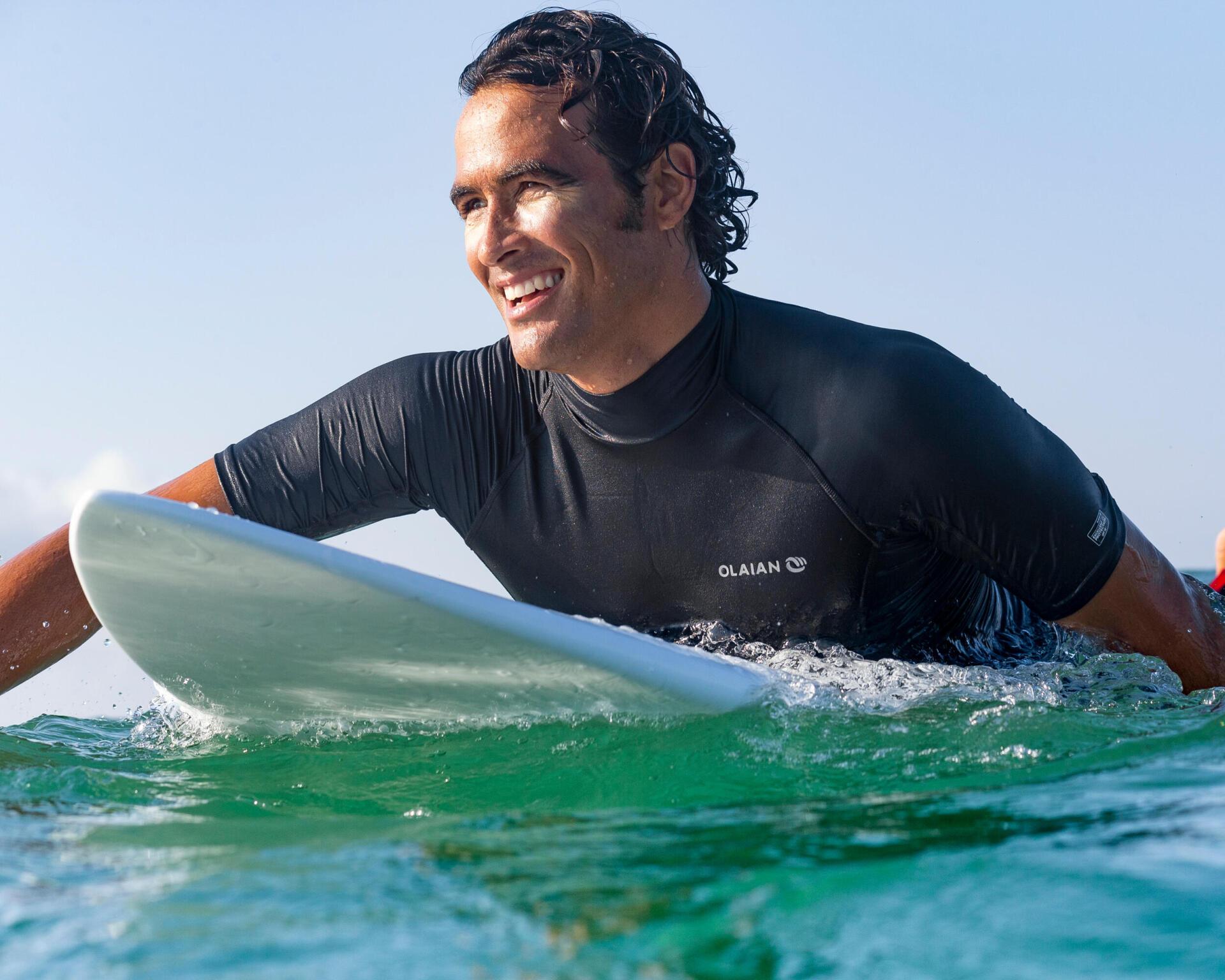 passer la barre en surf