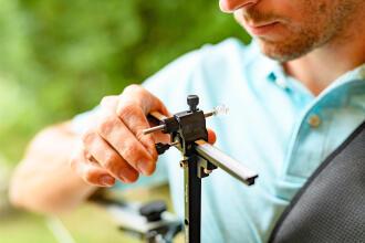 Comment mettre et régler un viseur d'arc ?