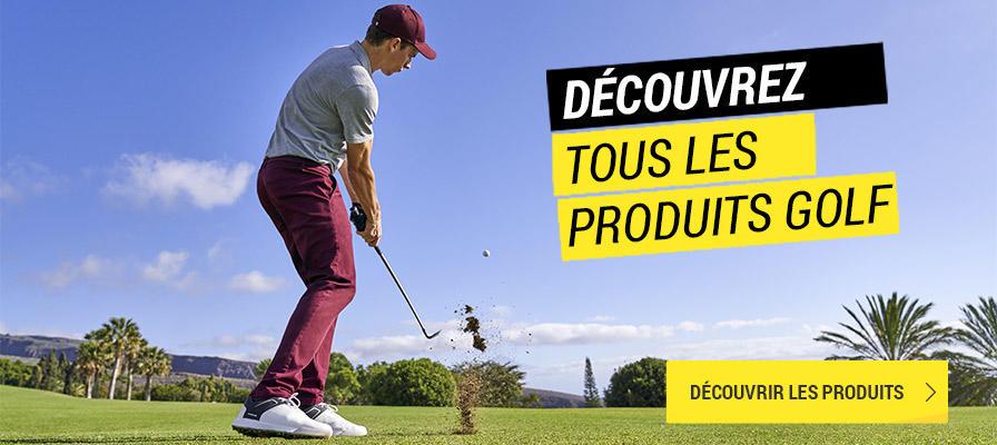 Bannière golf footer conseil