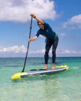 choisir-un-leash-de-stand-up-paddle-randonnee