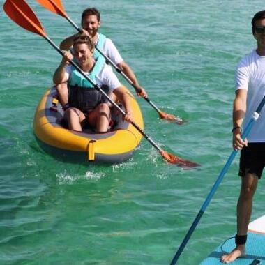 充氣獨木舟及直立板 TEST & BUY