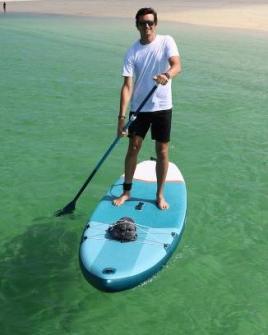 choisir-un-leash-de-stand-up-paddle-débutant