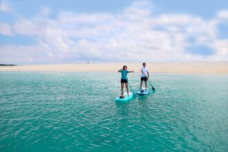 HOW TO STAND-UP PADDLE